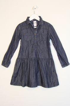Vestido 6-7 años