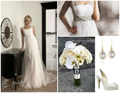 Skrzynka kontaktowa [97]: dodatki do sukni ślubnej z tiulowym płaszczykiem