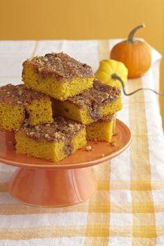 Pumpkin Sugar Cake