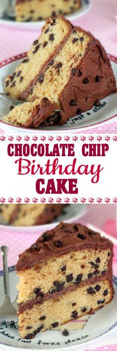 Chocolate Chip Birth