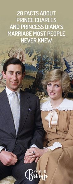 20 Facts About Prince Charles And Princess Diana's Marriage Most People Never Knew