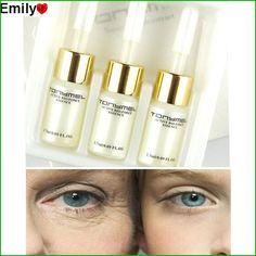 3 STÜCKE Sofort Ageless Produkte Magie Anti Aging Anti-falten Flüssigkeit Aufzug Gesichtscreme Argireline Creme Hyaluronsäure Serum