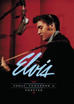 """Rock müziğin Kral'ı, gelmiş geçmiş en büyük müzik efsanesi  Elvis Presley'in müzikal kariyerinin ilk yıllarındaki çalışmalarının yer aldığı eşsiz set """"Elvis Presley – Today, Tomorrow & Forever""""  müzikseverler ile buluşuyor."""