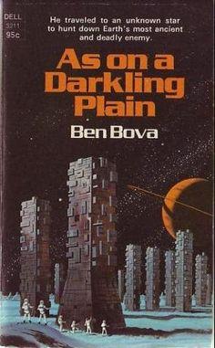 As on a Darkling Plain, cover by Dean Ellis