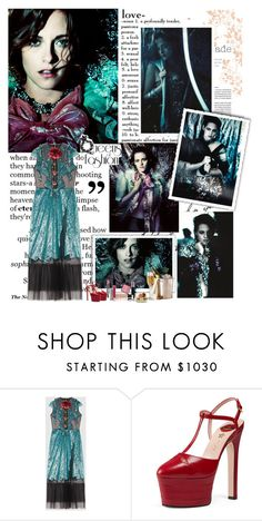 """""""Untitled 3658..."""" by thplacebo ❤ liked on Polyvore featuring Gucci and Givenchy"""