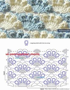 Best 10 Crochet Flower Shell stitch + Diagrams + Free Pattern Step By Step Crochet Stitches Chart, Crochet Shell Stitch, Crochet Diagram, Crochet Blanket Patterns, Crochet Motif, Crochet Designs, Stitch Patterns, Knitting Patterns, Crochet Flower