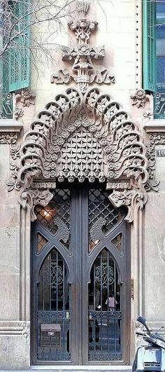 architecturia:  Barcelona lovely art