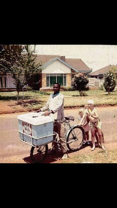 How we bought ice cream in the 70's
