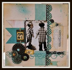 A Project by hogansmom from our Scrapbooking Gallery originally submitted 11/25/11 at 07:25 AM