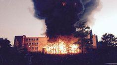 Bart Coopman, B, zware brand gewoed in KTA in Roeselare,http://deredactie.be/cm/vrtnieuws/regio/westvlaanderen, 2/10/14