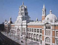 I have, and can, spent hours at the V&A museum. There is so much to see. Anyone who designs for theaters or movies should visit this place regularly.