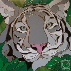 Stained Glass Animals Ideas 12