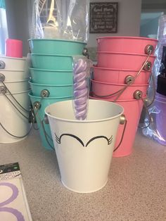 Unicorn treat tin