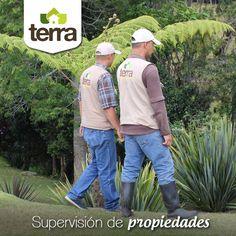 En #TerraPyJ nos encargamos de la supervisión de propiedades como fincas, casas de campo, lotes, para que tú los disfrutes sin preocuparte.