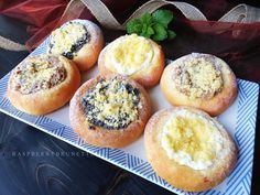 Raspberrybrunette: Hanácke koláče plnené