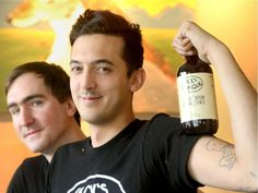 Jack's Tonique - a new locally-made artisan tonic water from Gatineau