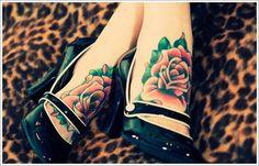 Factory Tattoo & Studio: 11 tatuagens de rosas para se inspirar (masculinas e femininas)