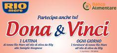 Vinci una fornitura di tonno Rio Mare - http://www.omaggiomania.com/concorsi-a-premi/vinci-fornitura-tonno-rio-mare/