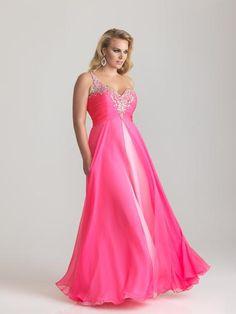 Night Moves 6788W at Prom Dress Shop #NightMoves #Prom2013 #FullFiguredDresses #PromDressShop