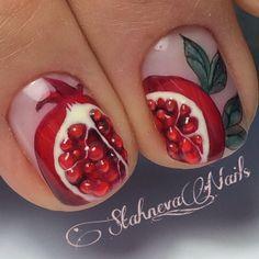 Кому вкуснятину в ленту???#маникюр #маникюрновосибирск #ногти #ногтидня #ногтиновосибирск #росписьвручную #фруктынаногтях #гельлакновосибирск #nail #nailart #naildesign #manicure #non_stop_masters_novosibirsk #gellac #nailboxru