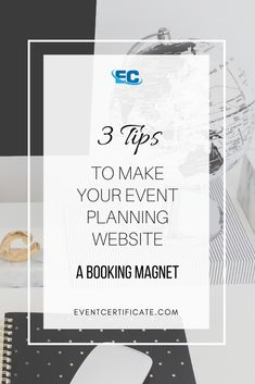 """I'm sharing 3 tips for making it easier for customers to buy from your website. Whether you're an event planner looking to get booked or an event supplier looking to sell or rent your items, it is important to have a """"purchase ready"""" website."""