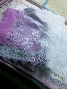 Elsa, Lace, Tablecloths, Lace Making, Jelsa