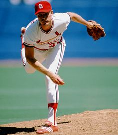 1982 st louis cardinals players | ... of the dominant cardinal teams of the 1980s his career with st louis