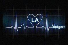 <3  My heart beats for LA