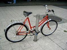 Dump A Day bike lock fail - Dump A Day