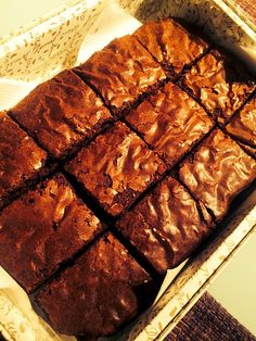 Brownies.... Moist!! by canadiannikei at 2015-01-13