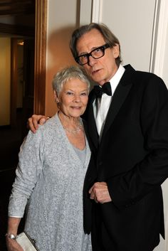 Dame Judi Dench and Bill Nighy appear together in 2012 film 'The Best Exotic Marigold Hotel'