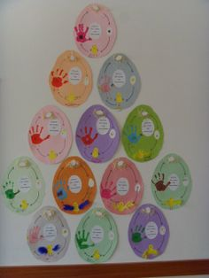 Easter Crafts, Holiday Fun, Decorative Plates, Activities, Decoration, Flowers, Souvenir Ideas, Bunny Rabbit, Infant Activities