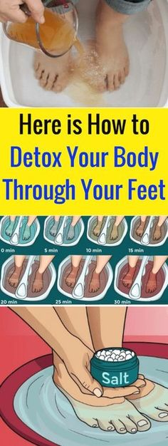 Ancient Remedies Here Is How To Detox Your Body Through Your Feet! – Good Healthy - The ancient Chinese medicine practiced a detox method through the feet, based on the belief that the feet contain Herbal Remedies, Health Remedies, Natural Remedies, Health And Beauty, Health And Wellness, Health Fitness, Home Health, Bath Detox, Detox Bath Recipe