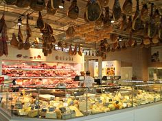 Ham and cheese anyone! From Eataly in Rome.