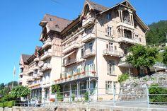 VCH-Hotel Gästehaus SBT Beatenberg, Interlaken, Thunersee, Berner Oberland, Schweiz / Switzerland. www.vch.ch/beatenberg/