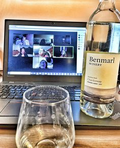 For 20+ years our December Wine Night was always our cookie swap. This year's cookie swap wine night was a little different. We were on Zoom drinking wine. AND there were no cookies :( My wine of choice was a 2017 Benmarl Stainless Steel Chardonnay which was tasting beautifully. There were notes of melon, pineapple and pear. The malolactic fermentation gives the wine a nice soft and rounded mouthfeel. Too bad I couldn't share it with my ladies. Wish I had another bottle too! Wine Drinks, Alcoholic Drinks, Wine Education, Wine Night, Cookie Swap, Hudson Valley, Wine Tasting, 20 Years, White Wine