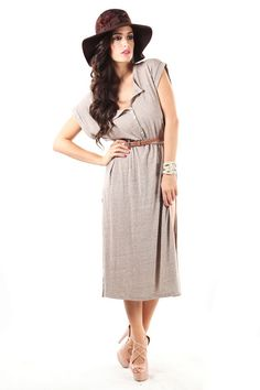 Chic Little Casual Dress.