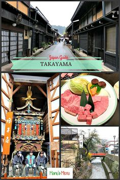 Takayama Guide - tips and recommendations for your next holiday in Japan!