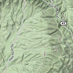 Hiking Trails Website