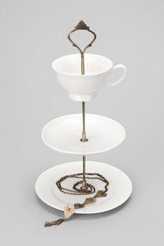 Tea Time Pedestal  $14.99