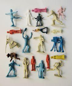 plastic people by bricolagelife, via Flickr
