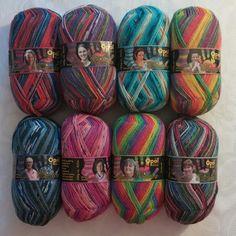"""New in my shop. Opal """"Mein Sockendesign"""" 4 ply fingering weight sock yarn"""