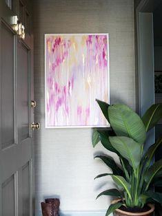 Drip Art Painting