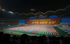 Arirang Mass Games, North KoreaPhoto Set 2 of 4