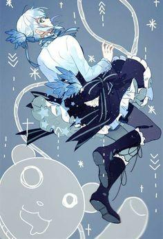 Echo  <3 Anime : pandora hearts