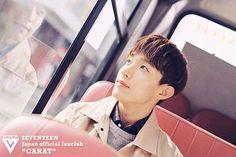 [Unpublished Photos ] Your Bus Seat neighbour would be...? . Admin Shantel ☆ #pledis17 #세븐틴 #Pretty_U #예쁘다 #LOVE #LETTER