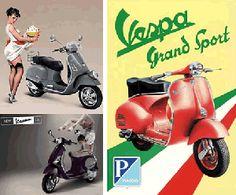 Vespa Grand Sport