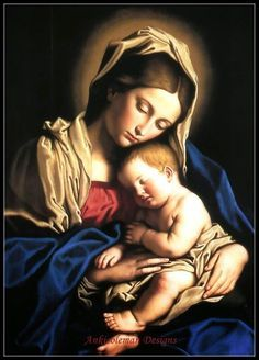 Mother Mary Images, Images Of Mary, Blessed Mother Mary, Blessed Virgin Mary, Virgin Mary Art, Jesus Mother, Kids Poster, A4 Poster, Image Jesus