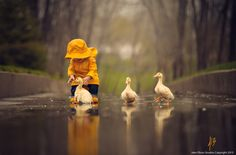 Photograph Rainy Day Orange by Jake Olson Studios on 500px