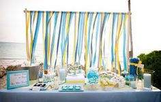 design baby room gazee: Designing Table Backdrops